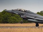 La Base Aérea de Albacete acogió este jueves un entrenamiento aéreo con aviones de la USAF y el Ejército del Aire