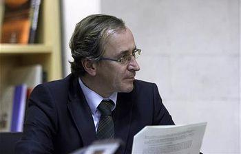 Foto del ministro Alfonso Alonso