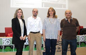 """Llanos Navarro asegura que """"la transparencia y la participación ciudadana son fundamentales en la gestión del Ayuntamiento de Albacete"""""""