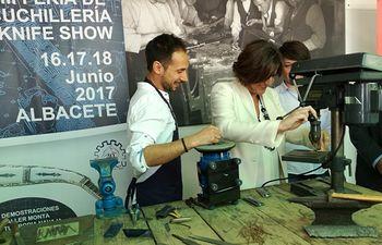 El Gobierno de Castilla-La Mancha impulsa el prestigio del sector artesano regional