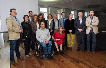 Presentación de las actividades del XXX Aniversario de la asociación AMIAB