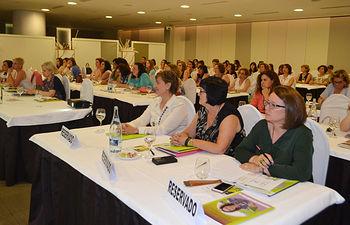 Encuentro Regional de Mujeres socias, rectoras y técnicas de cooperativas, con la asistencia de más de 50 asistentes.
