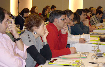 Jornada PAC Cooperativas y Sic Agroalimentaria 4 de marzo 2016. Foto: Cooperativas Agro-alimentarias.