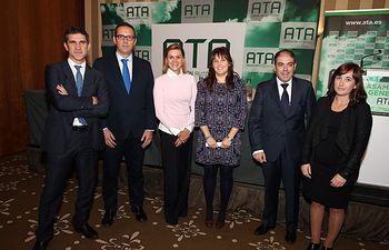 Cospedal clausura la Asamblea General de ATA Clm