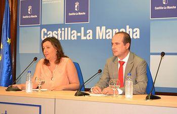 Presentado el Plan Extraordinario por el Empleo en Guadalajara. Foto: JCCM.