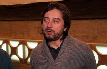 Rafael Mayoral, miembro del Consejo de Coordinación de Podemos a nivel nacional y secretario de relación con la sociedad civil y movimientos sociales