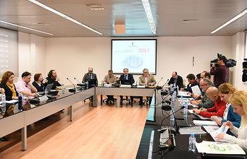 Mesa General de Negociación de los Empleados Públicos.
