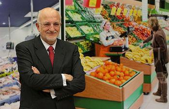 Juan Roig - Presidente de Mercadona. Imagen de archivo.