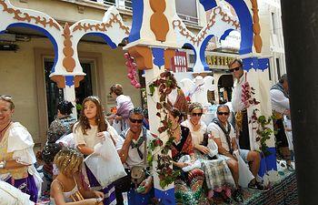 Batalla de Flores - Feria de Albacete 2017