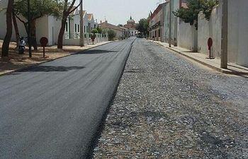 Calle de Almagro.