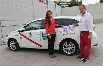 La Federación del Taxi de CLM elabora un Reglamento para prohibir 'publicidad sexista' y facilitar este transporte a mujeres víctimas de violencia de género en momentos de 'vulnerabilidad'