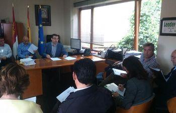 ASAJA CLM solicita que los agricultores y ganaderos profesionales sean prioritarios en el PDR de Castilla-La Mancha. Foto: ASAJA CLM.