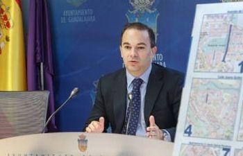 Jaime Carnicero explica la operación asfalto 2015