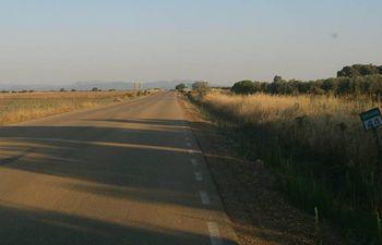 Carretera autonómica CM-4106.