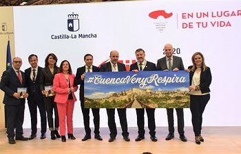 Día de Cuenca en FITUR.