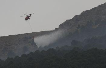 Foto UME-9 - Incendio de Yeste