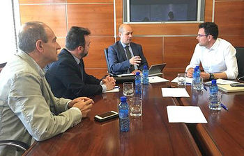 El Gobierno regional da a conocer a ADECA los instrumentos de financiación que se van a poner en marcha desde la Consejería de Economía Empresas y Empleo