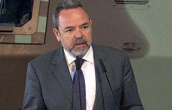 Jesús Labrador, delegado del Gobierno en Castilla-La Mancha.
