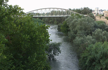 Río Júcar. Imagen de archivo.