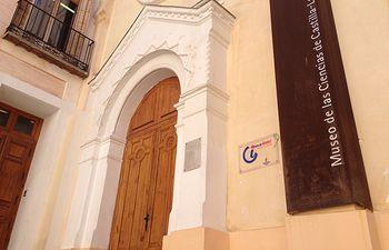 Museo de las Ciencias de Castilla-La Mancha (Cuenca).