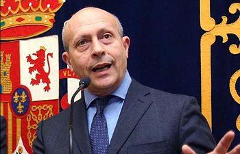 José Ignacio Wert - Ministro de Educación, Cultura y Deporte.