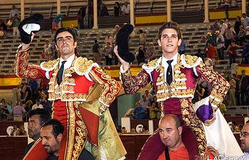 Corrida Feria Taurina Albacete - 14-09-17