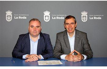 Diputación ha invertido en La Roda más de cuatro millones de € en esta legislatura