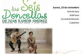 El concierto es en la Facultad de Educación de Ciudad Real.