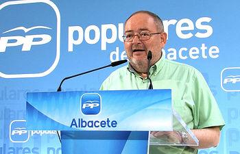 Dimas Cuevas, senador del PP por la provincia de Albacete