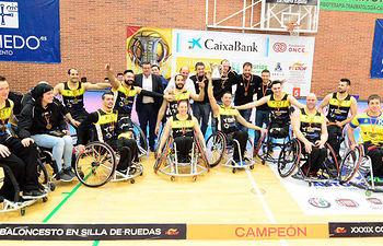 CD ILUNION, Copa del Rey.