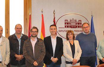 Mesa de Cooperación con los Grupos de Acción Local