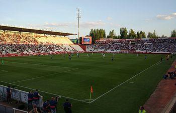 El Albacete Balompié gana por dos goles a uno al Real Oviedo y consigue así su primera victoria en Segunda