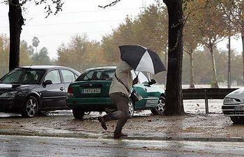 Protección Civil de Castilla-La Mancha alerta de fuertes vientos en la región.