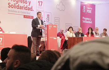 17 Congreso del PSOE de Ciudad Real