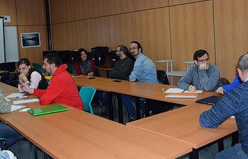Los participantes de la Lanzadera de Albacete  ayudan a otras personas desempleadas de la ciudad