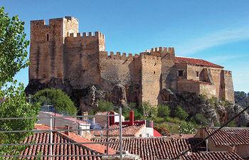 El Castillo de Yeste sirvió de residencia de los comendadores de la Orden de Santiago durante los siglos XIII al XVI