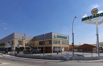 Supermercado MERCADONA - Guadalajara.