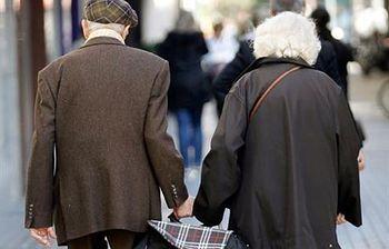 Pensionistas. Foto: EFE.