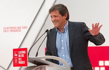 Javier Fernández Fernández - Psoe