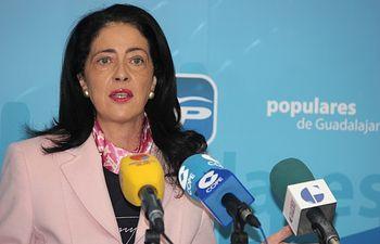 María José Agudo.