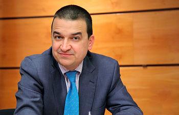 El consejero de Agricultura y Medio Ambiente, Francisco Martínez Arroyo. Foto: JCCM.
