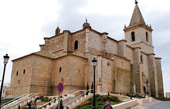 Iglesia El Salvador de La Roda.