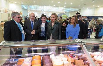 Casero Feria del Queso de Manzanares. Foto: JCCM.