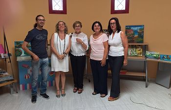 La Consejería de Sanidad pone en valor la actividad del Centro de Rehabilitación Psicosocial y Laboral de Illescas. Foto: JCCM.