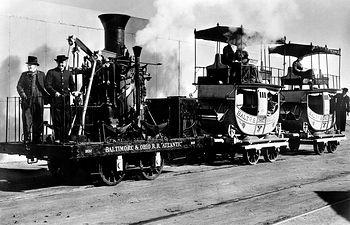 Máquina de Vapor - Primera Revolución Industrial.