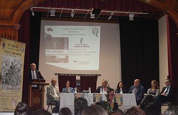 """Acto de inauguración de las Jornadas de Internacionalización de la Oferta de Turismo de Interior """"CLM- New Horizons"""", desarrolladas en El Bonillo"""