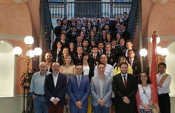 La Diputación de Albacete celebra el Día Internacional de la Música con un reconocimiento a la Banda Municipal de Tarazona