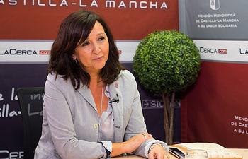 Llanos Játiva, presidenta del Colegio de Administradores de Fincas de Albacete y Cuenca