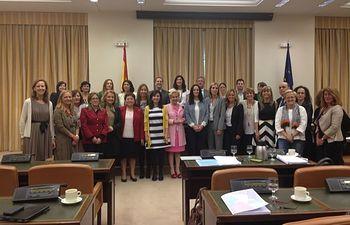 Los miembros que forman parte de la Diputación permanente legislativa de Igualdad expresaron su firme condena
