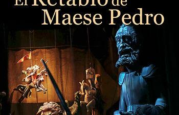 Cartel Retablo Maese Pedro. Foto: JCCM.
